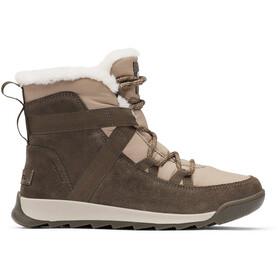 Sorel Whitney II Flurry WP Boots Women, bruin/beige